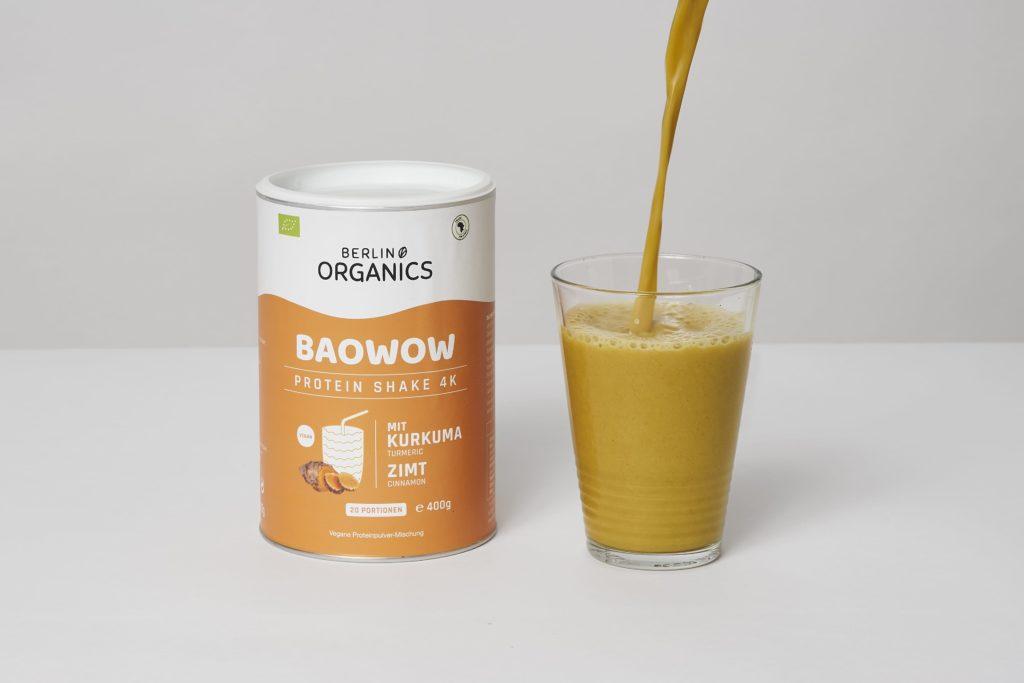 berlin organics protein shake zimt kurkuma test