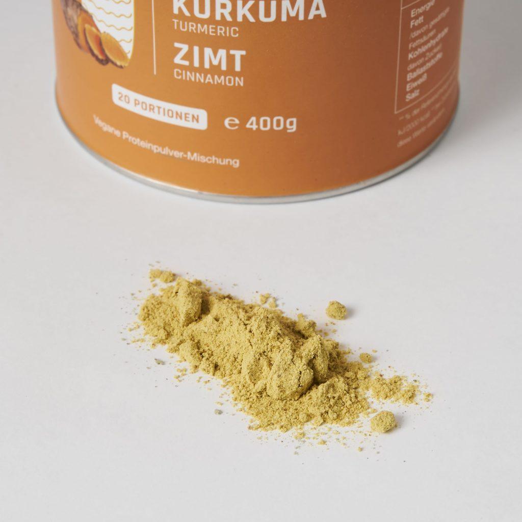 berlin organics protein shake zimt kurkuma geschmack