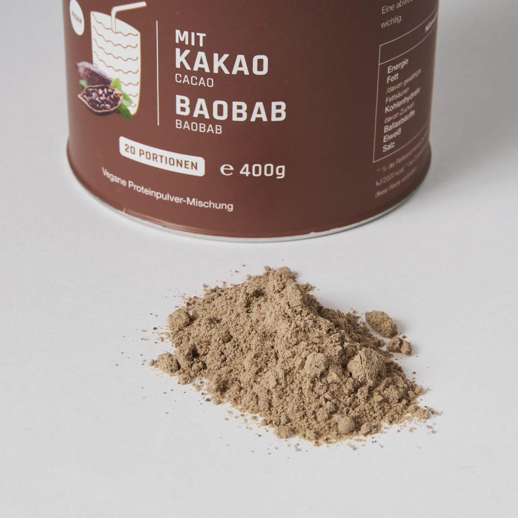 berlin organics protein shake kakao geschmack