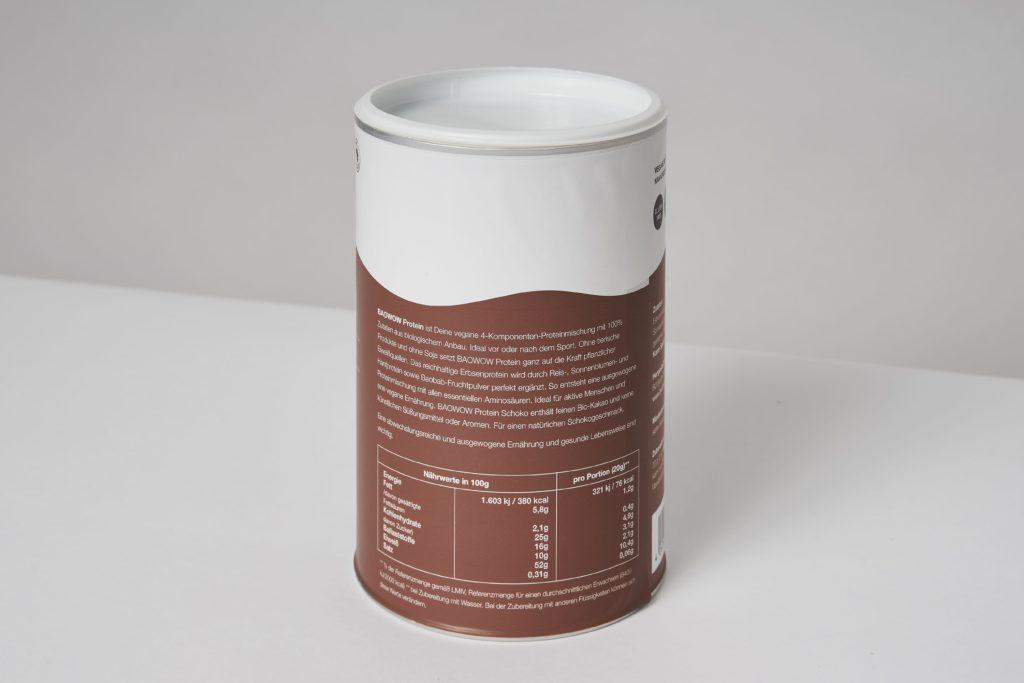 berlin organics protein shake kakao inhaltsstoffe