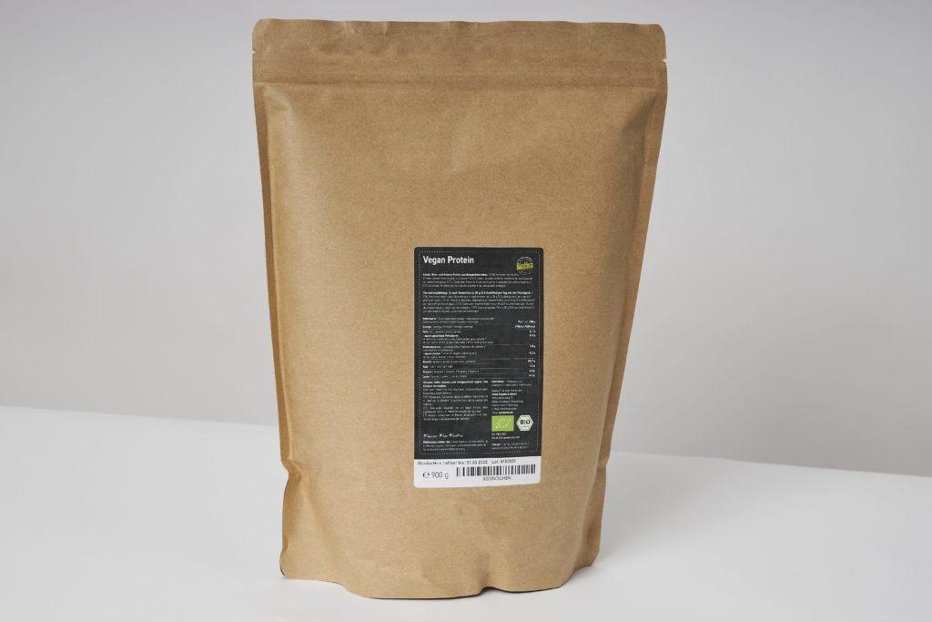 biotiva vegan protein inhaltsstoffe