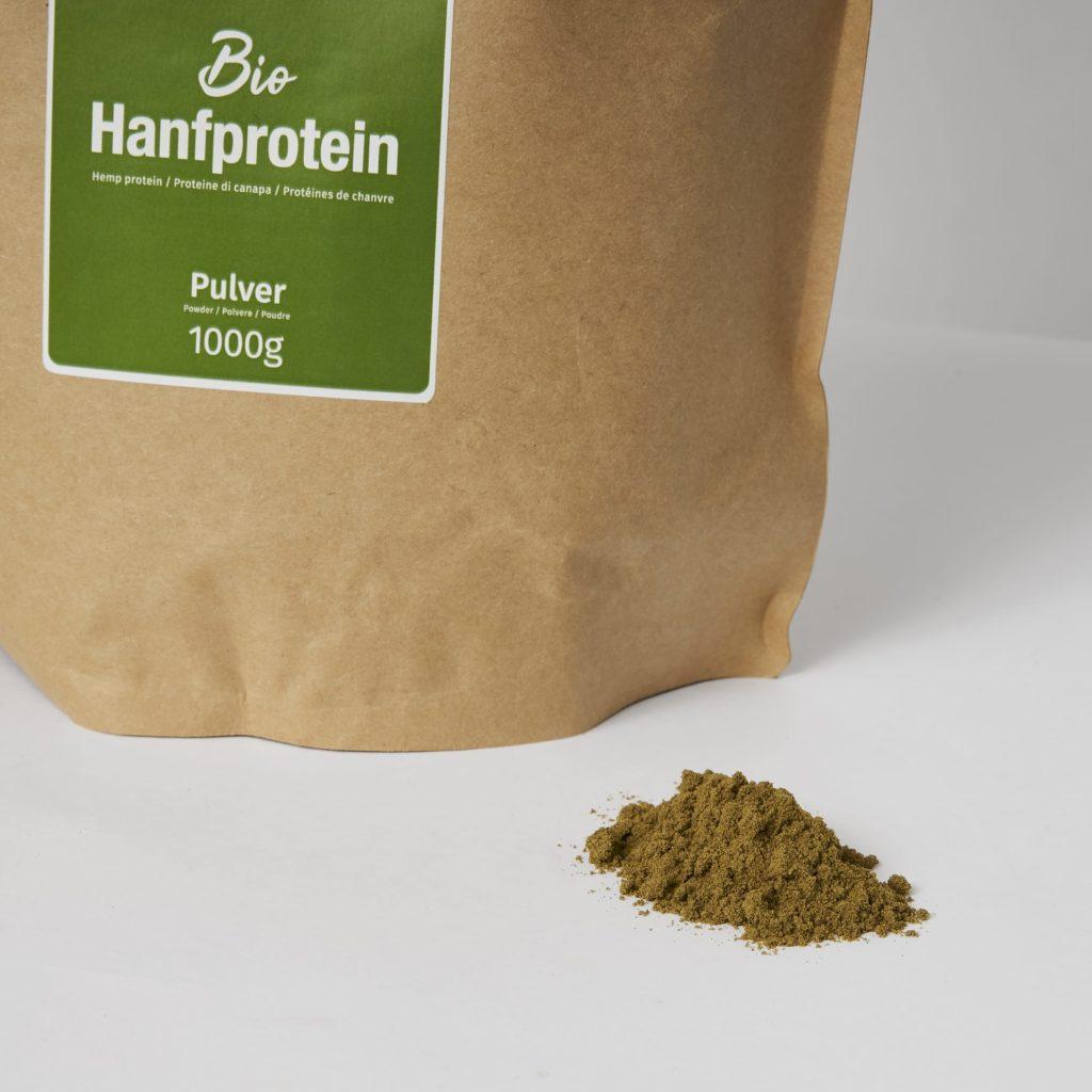 biotiva hanfprotein geschmack