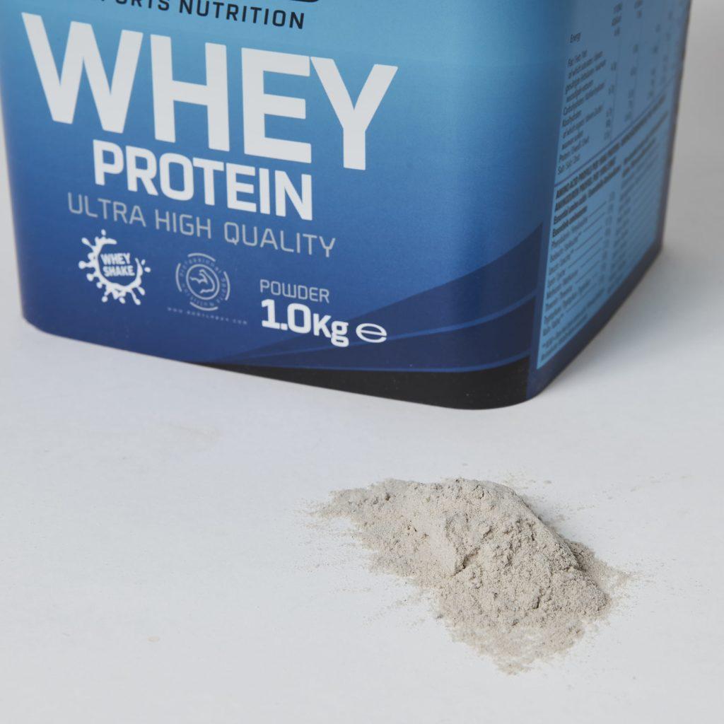 bodylab whey protein shake geschmack
