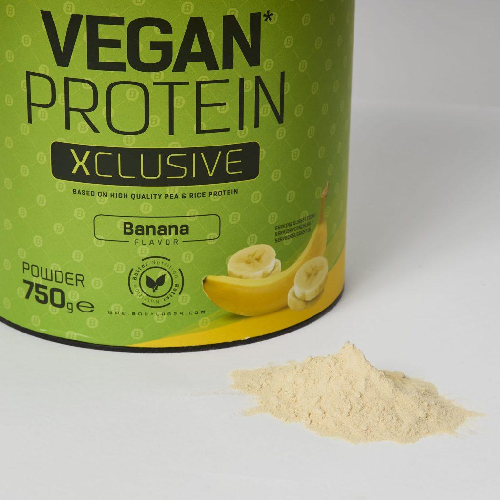 bodylab vegan protein shake banana erfahrungen