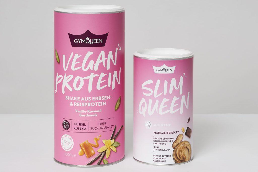 gymqueen protein mahlzeitenersatz test