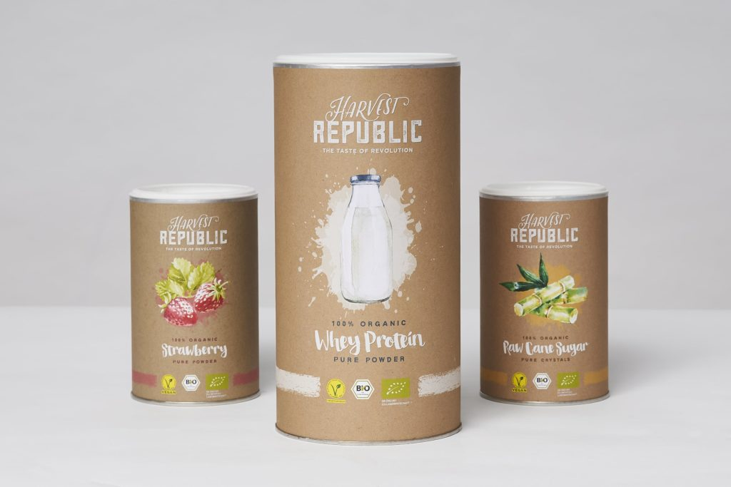 harvest republic whey protein