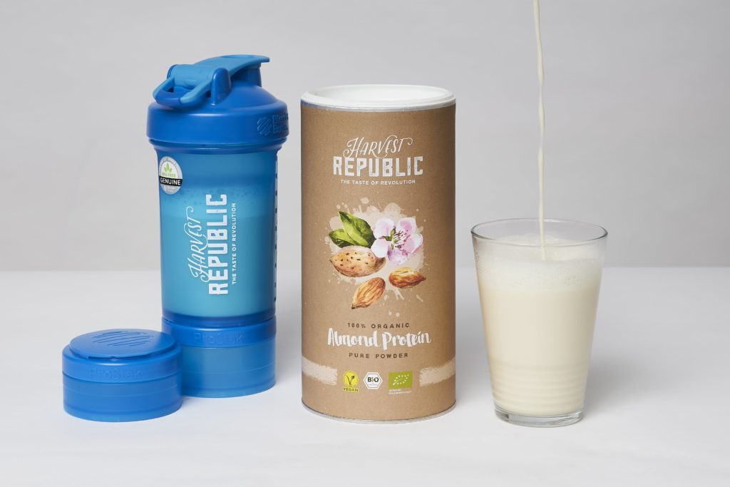 harvest republic whey protein shake test