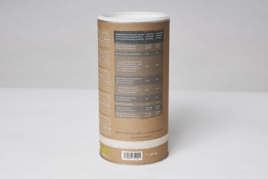 harvest republic almond protein inhaltsstoffe