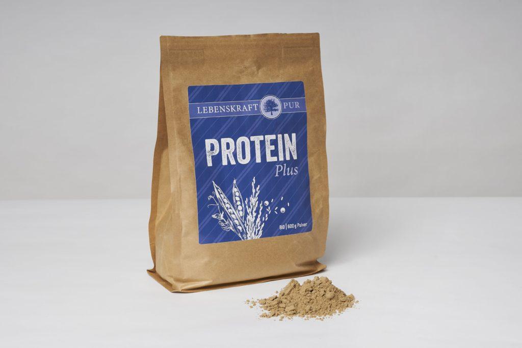 lebenskraftpur protein plus test