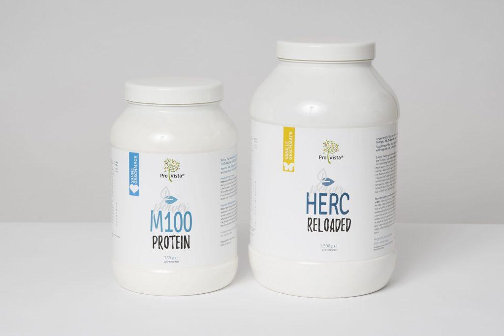 provista protein pulver test