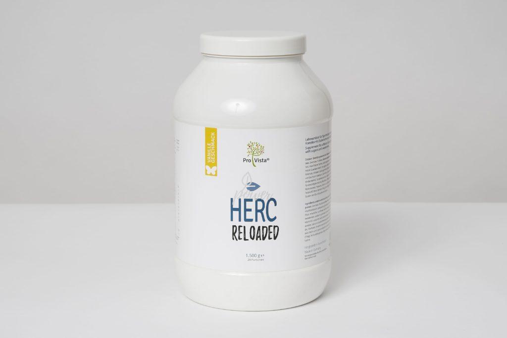 provista protein pulver herc reloaded test