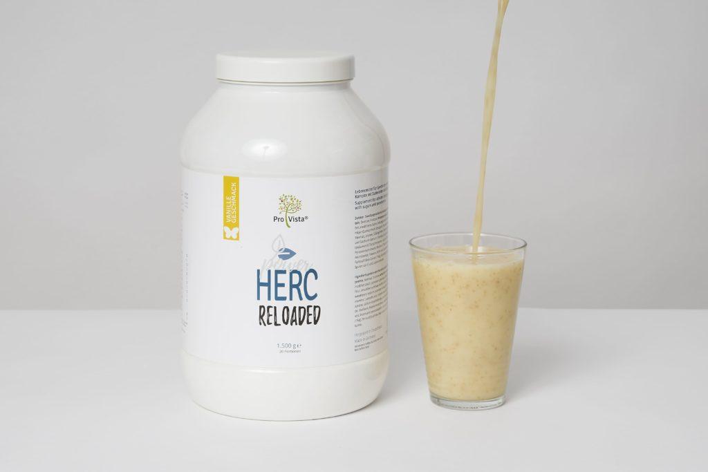 provista protein pulver herc reloaded erfahrungen