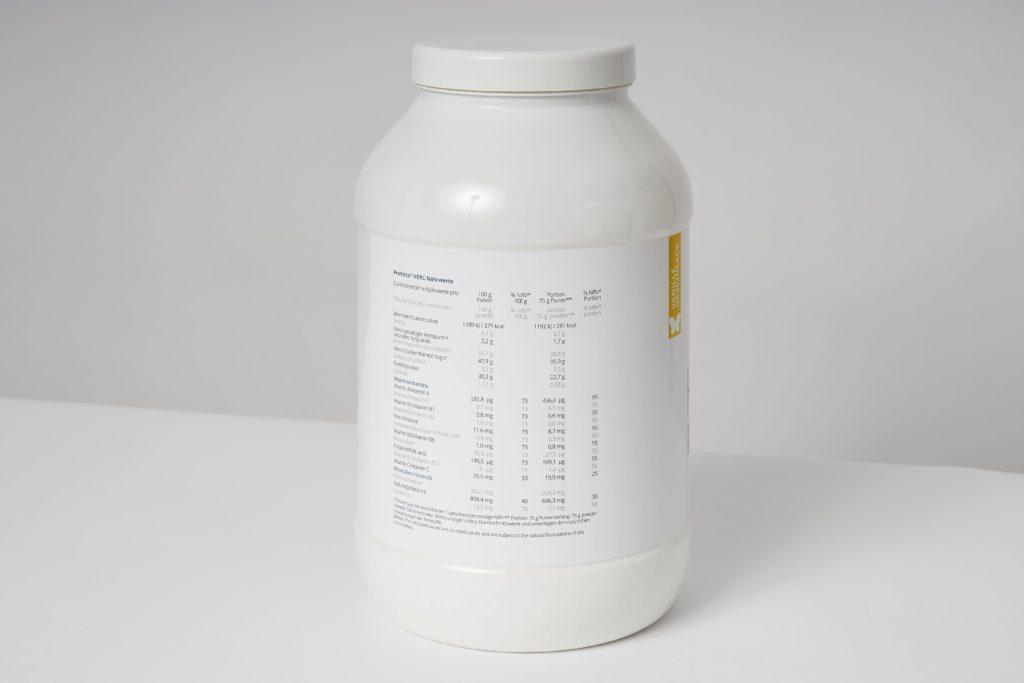provista protein pulver herc reloaded inhaltsstoffe