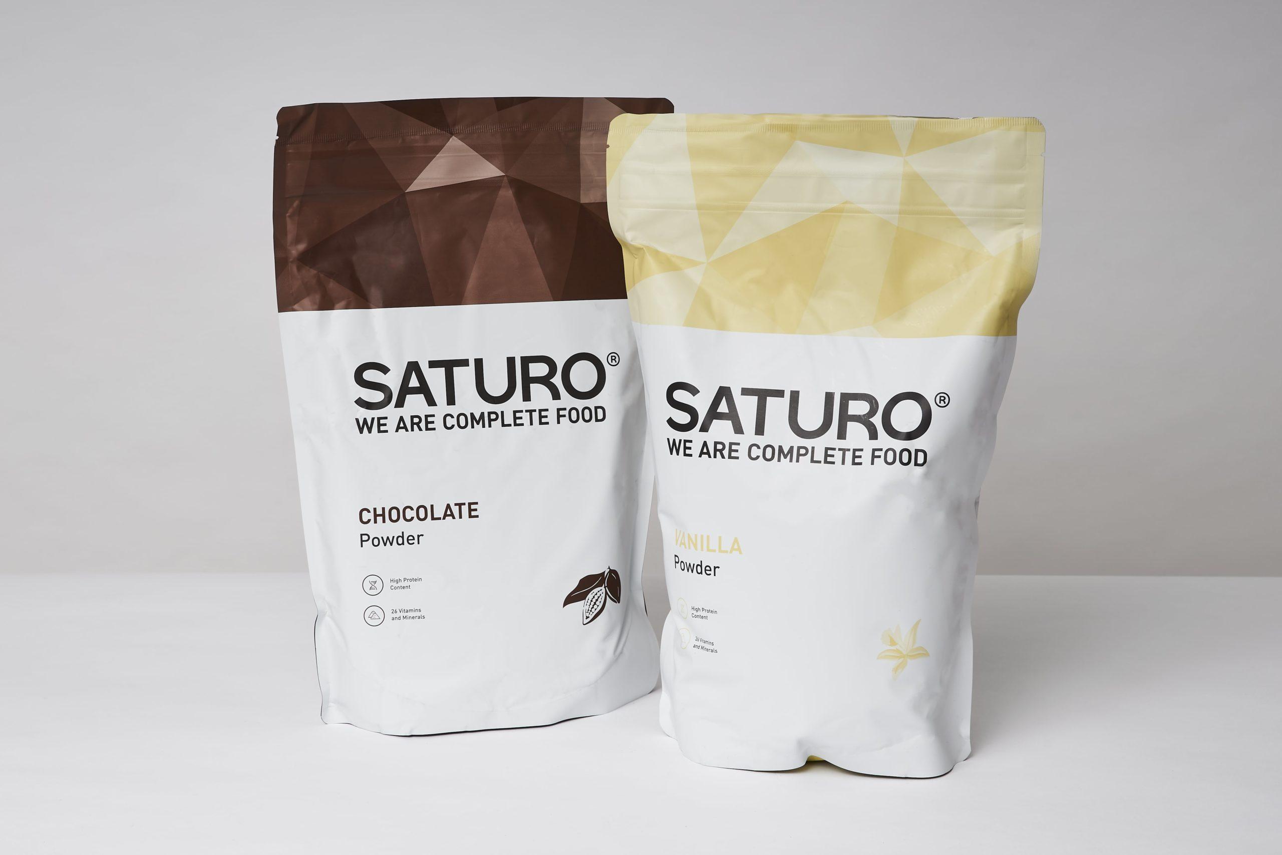 saturo powder test