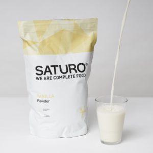 saturo powder vanilla geschmack