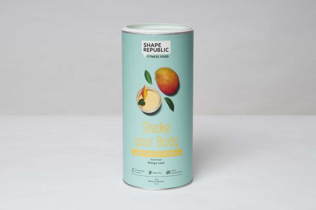 shape republic shake your body protein test
