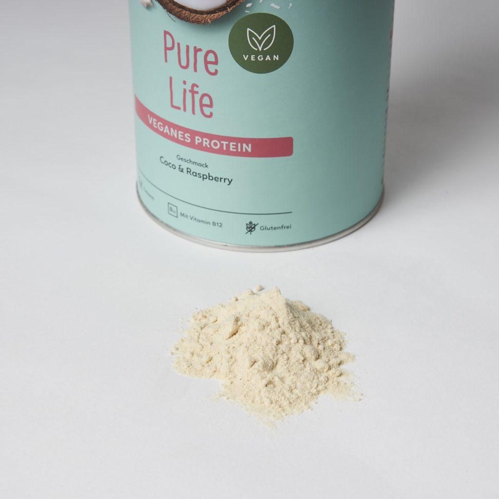 shape republic veganes protein konsistenz