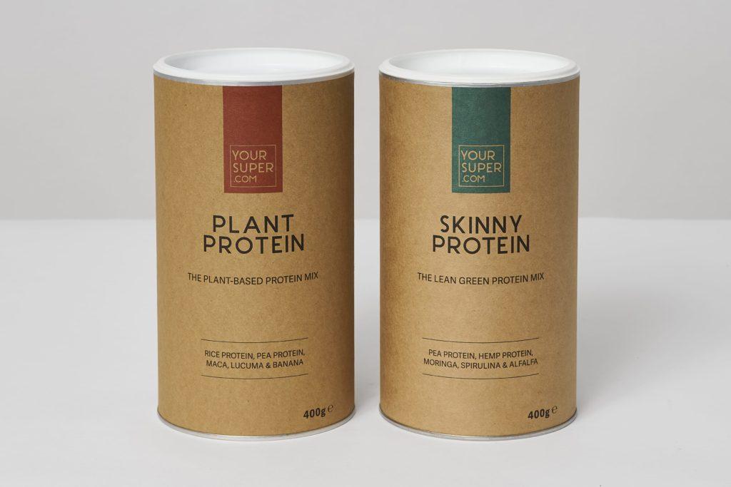 yoursuper protein pulver test