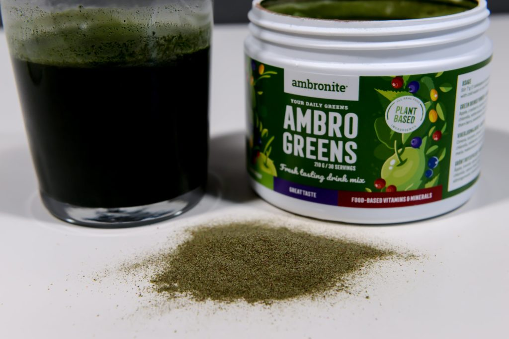 ambrogreens guener smoothie
