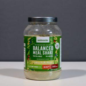 ambronite-balanced-meal-shake vanilla