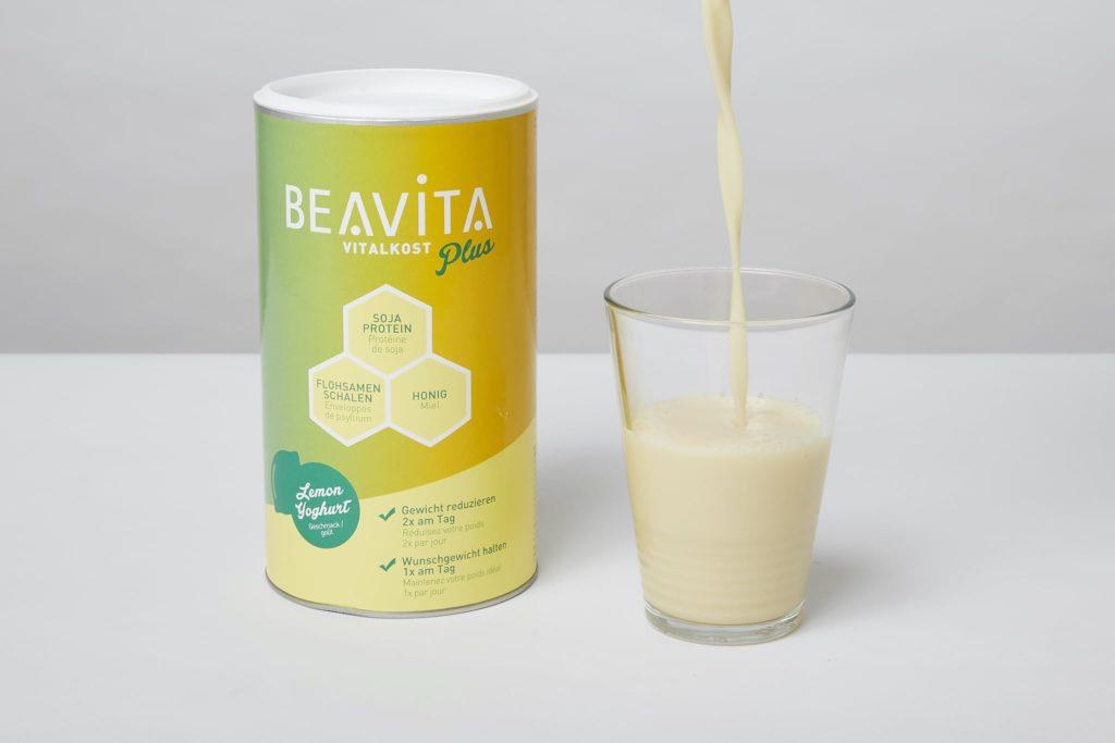 beavita plus lemon yoghurt