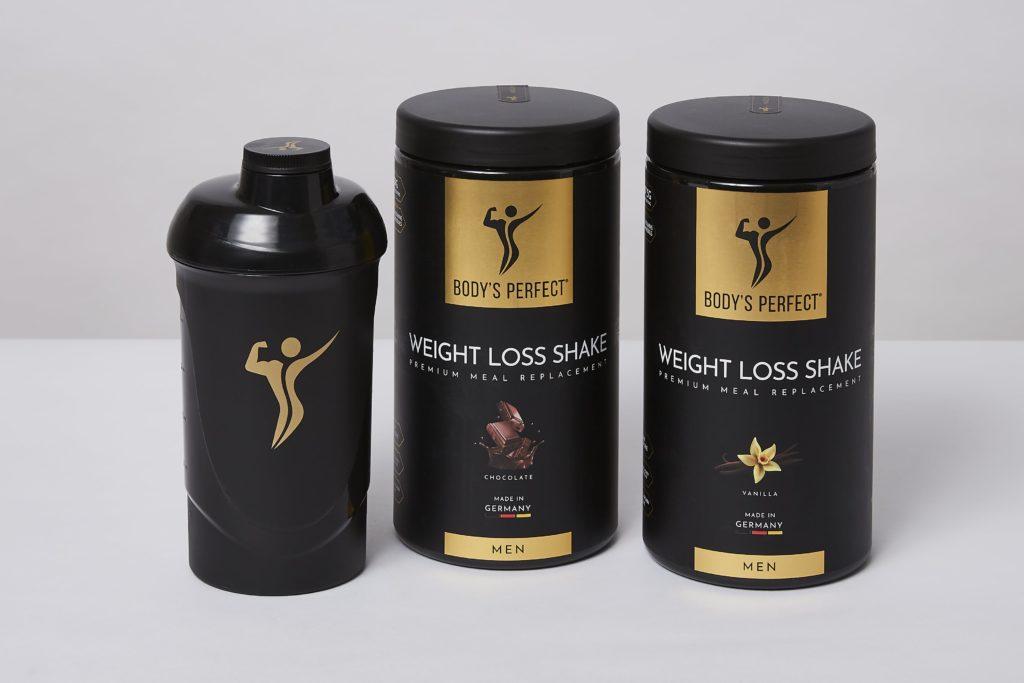 bodys perfect men weight loss shake erfahrungen