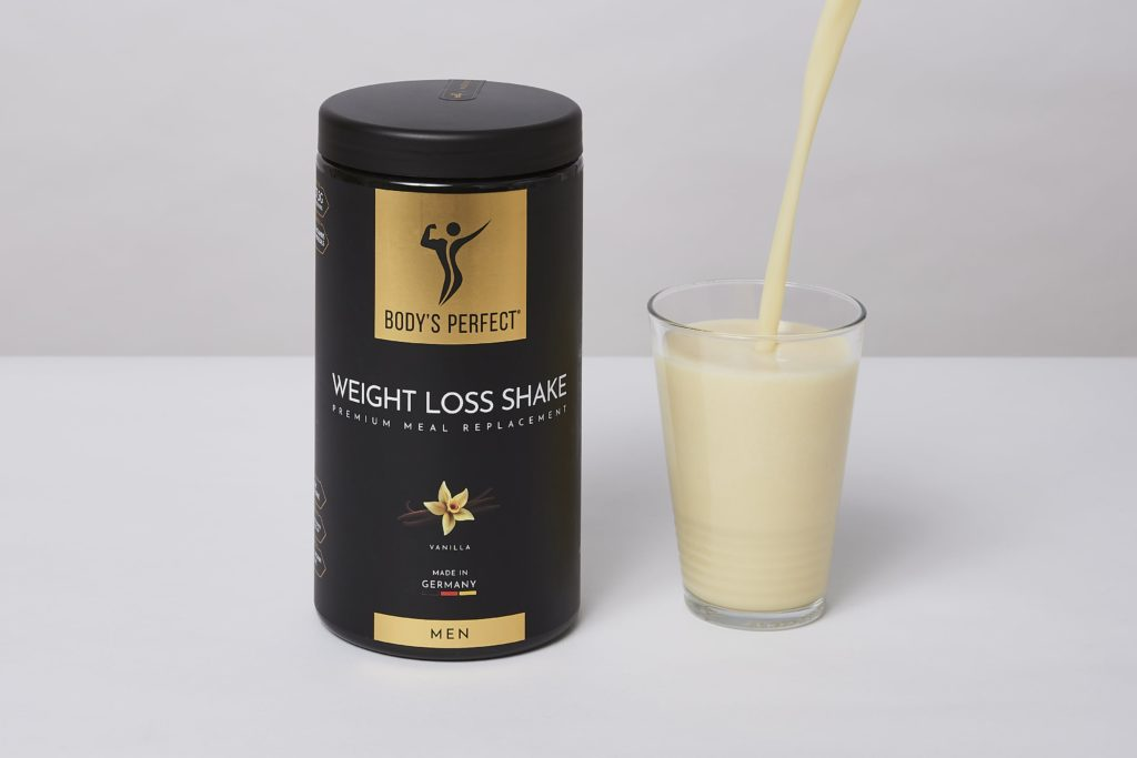 bodys perfect men weight loss shake konsistenz