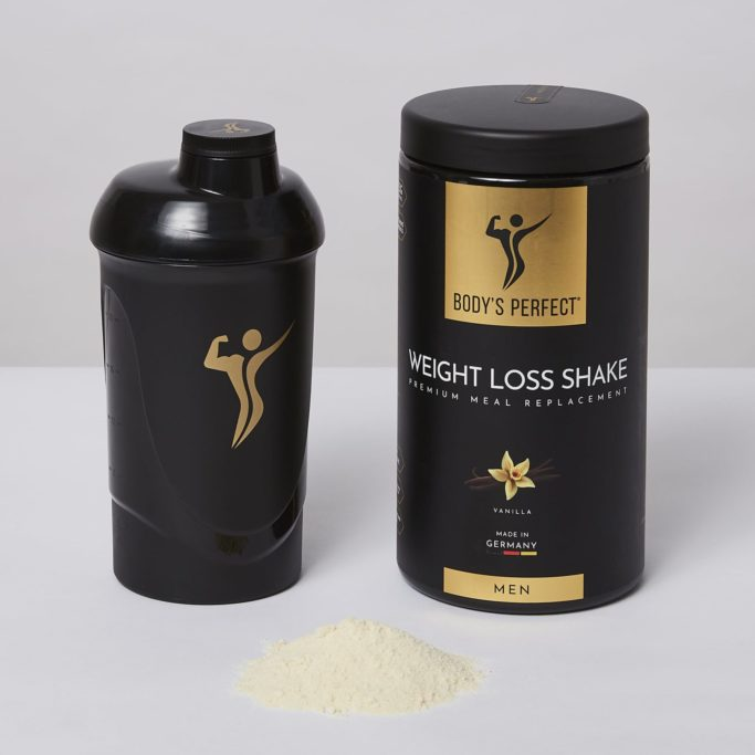bodys perfect men weight loss shake test