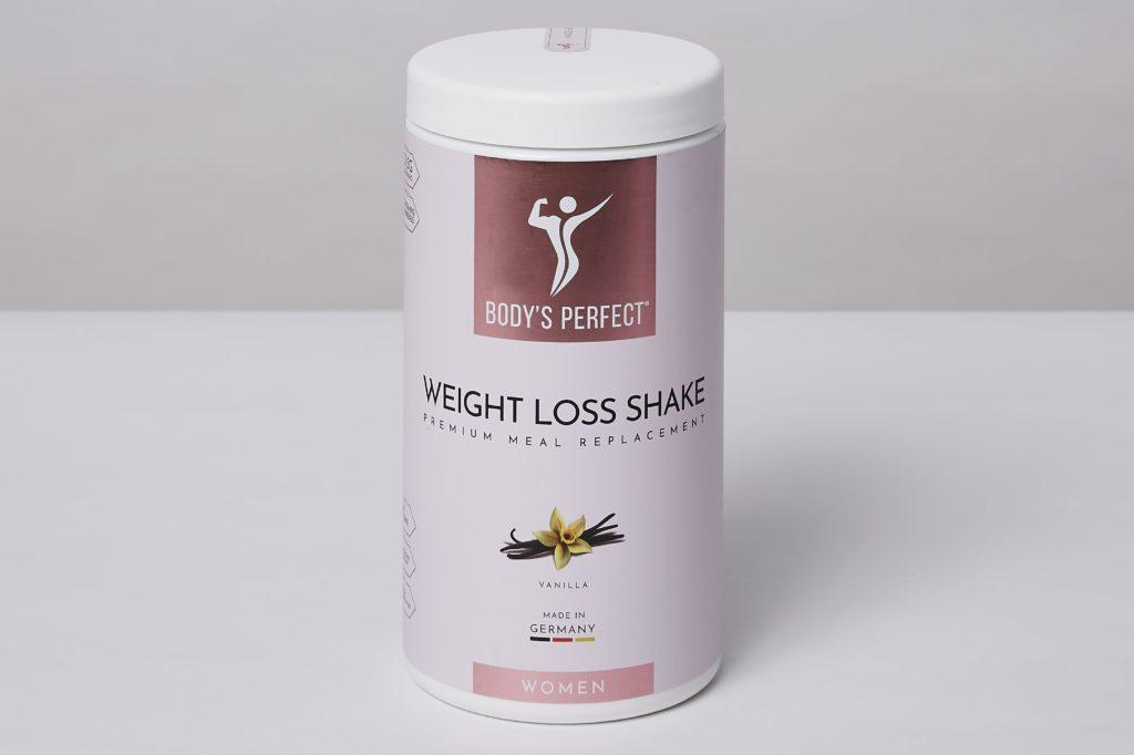 Body's Perfect Vegan Weight Loss Shake Women günstig kaufen