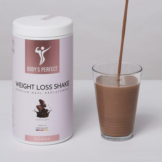bodys perfect women weight loss shake erfahrungen