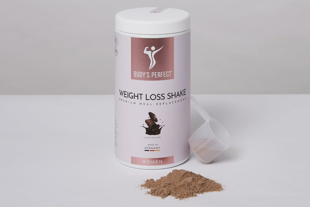 bodys perfect women weight loss shake inhaltsstoffe