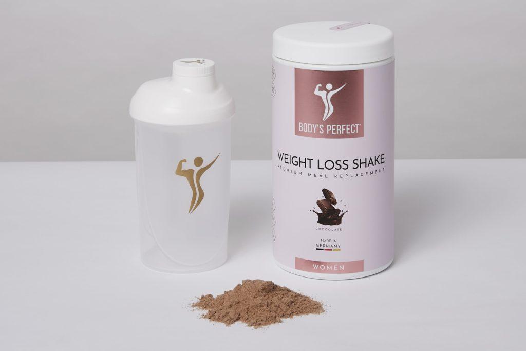 bodys perfect women weight loss shake sorte