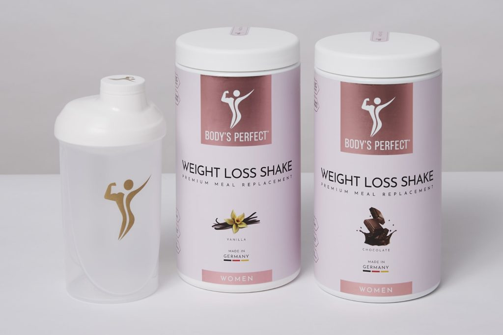 bodys perfect women weight loss shake test