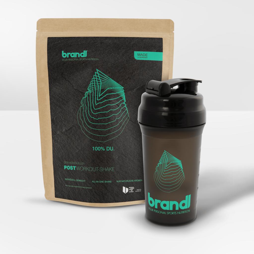 brandl postworkout shake inhaltsstoffe