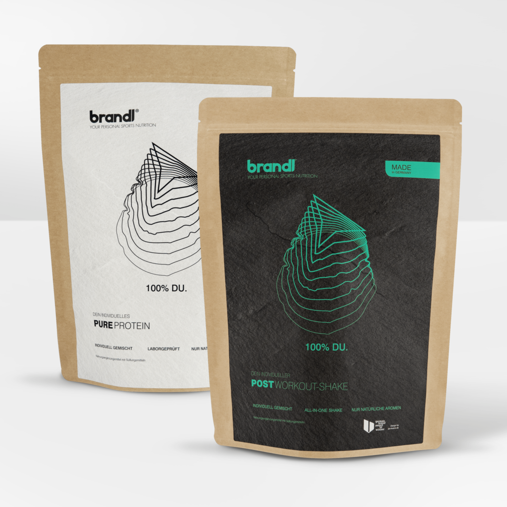 brandl postworkout shake pure protein testbericht