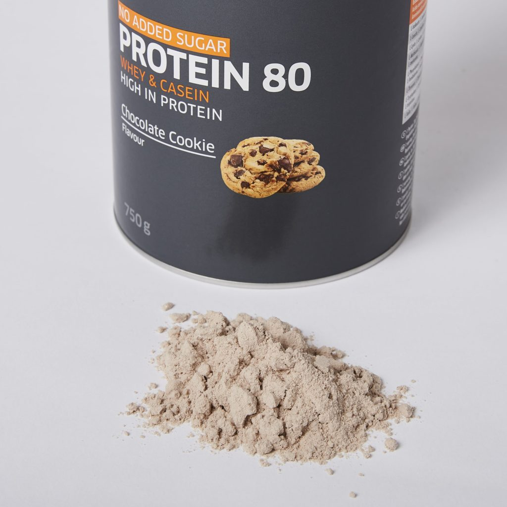 dextro energy smart protein chocolate cookie geschmack