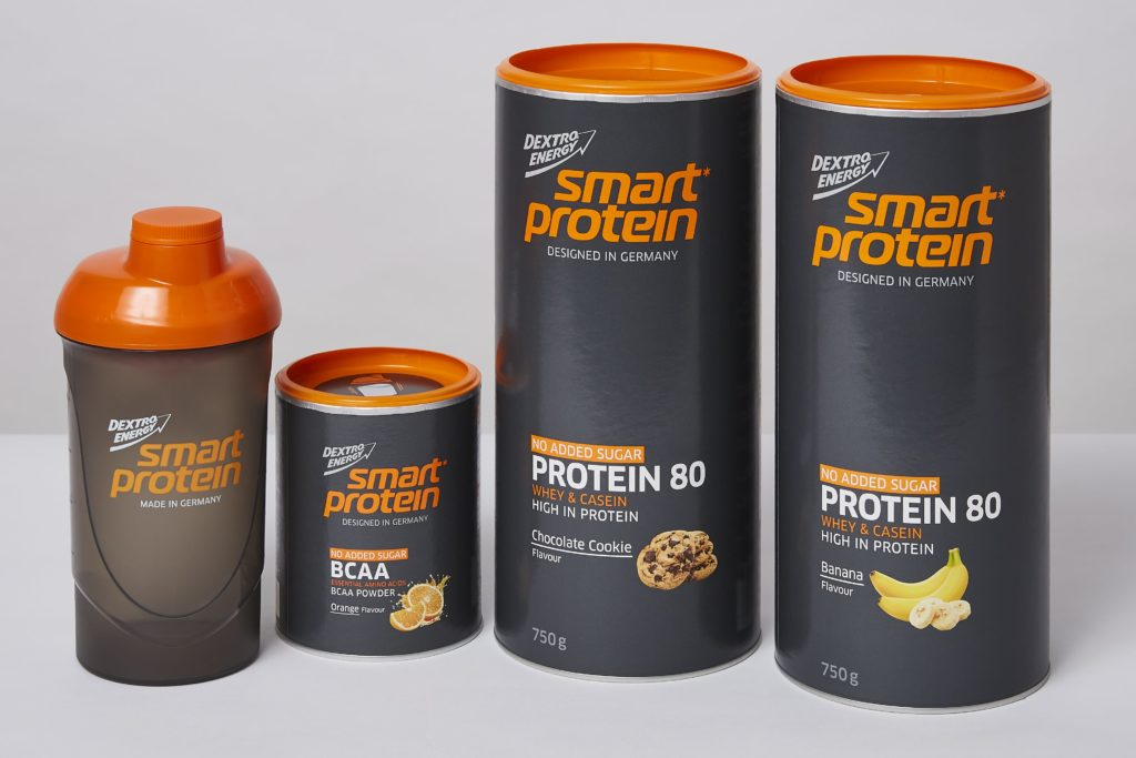 dextro energy smart protein test