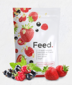 Feed Pulver Original (Red fruits) günstig kaufen