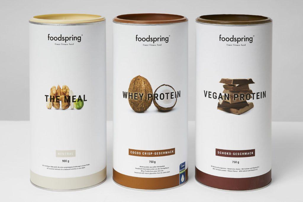 foodspring protein testbericht