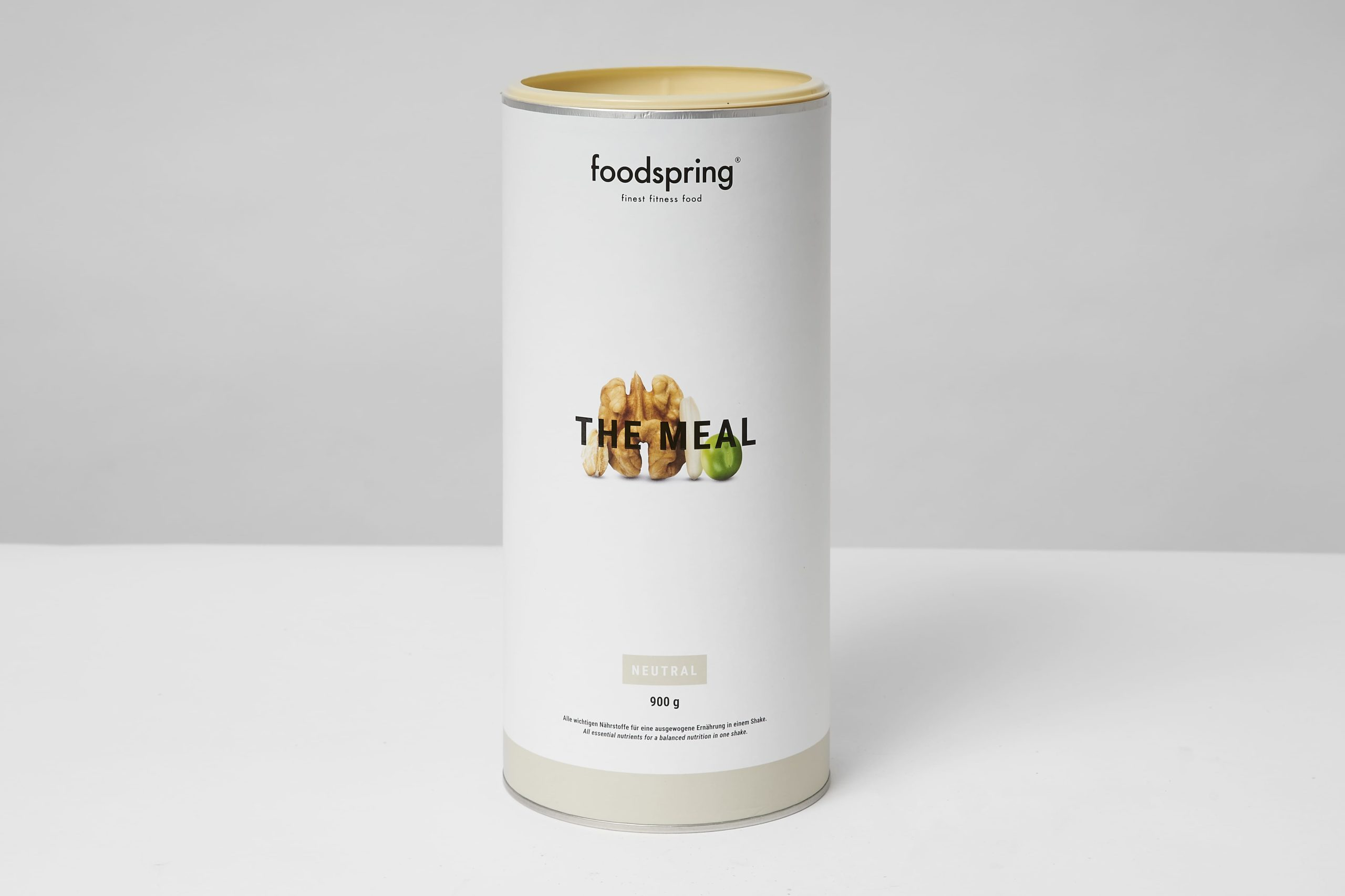 foodspring the meal testbericht