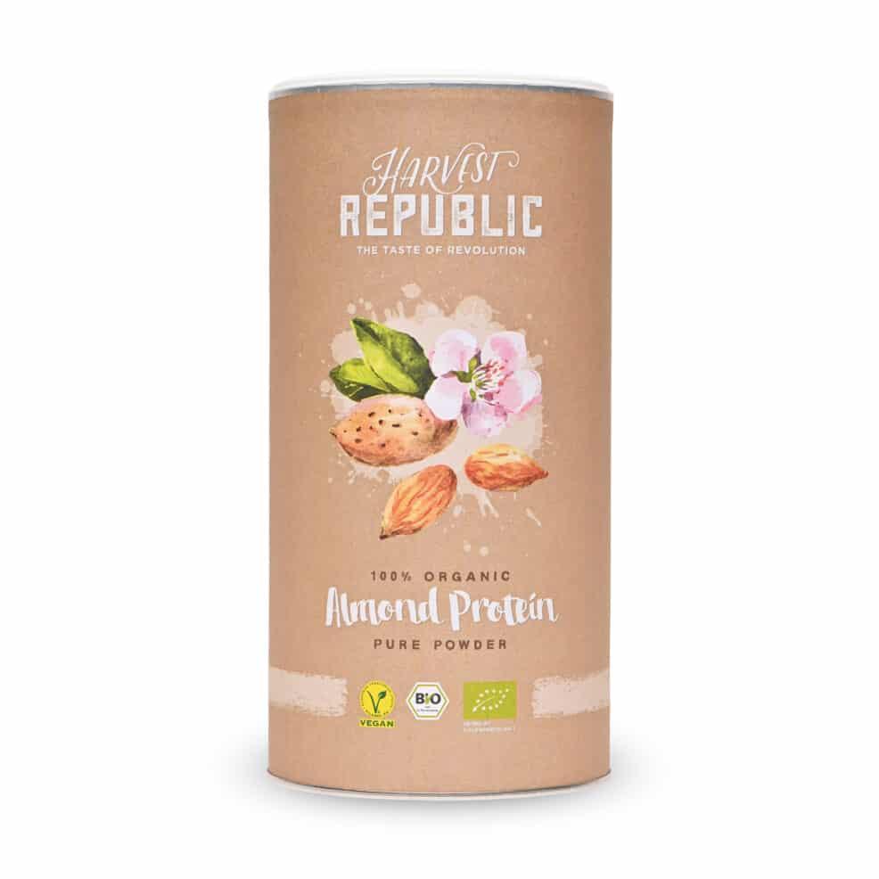 Harvest Republic Organic Almond Protein Powder günstig kaufen