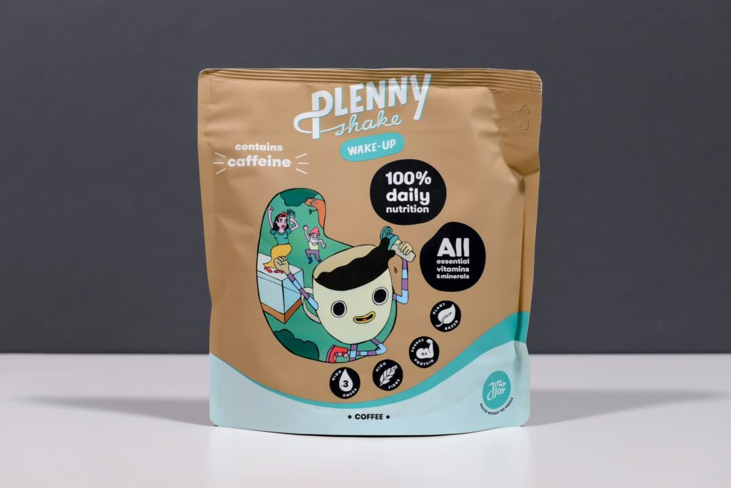 jimmy joy plenny shake coffee