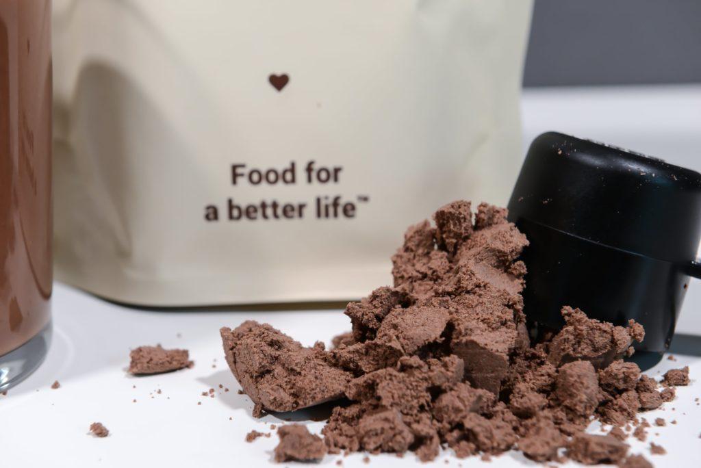 mana pulver schokolade geschmack