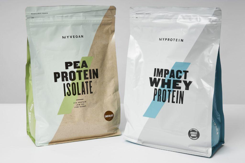 myprotein protein pulver testbericht