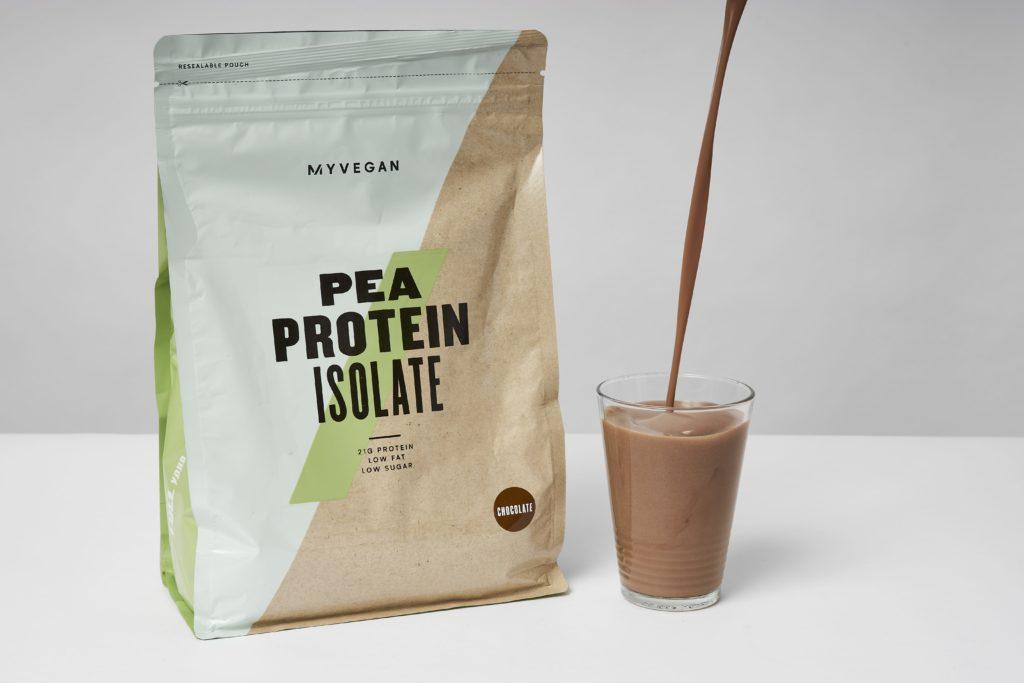 myprotein vegan protein pulver geschmack