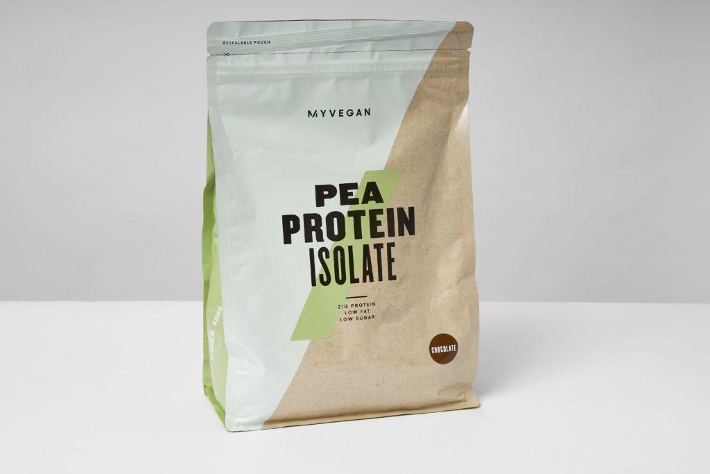 myprotein vegan protein pulver testbericht