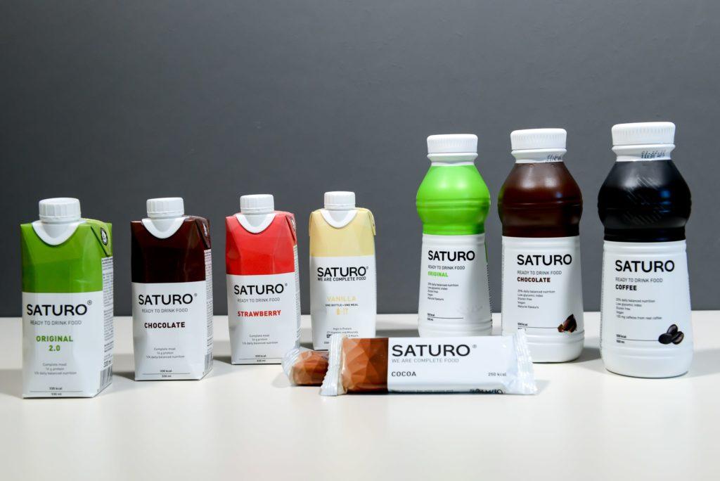 saturo nahrungsersatz