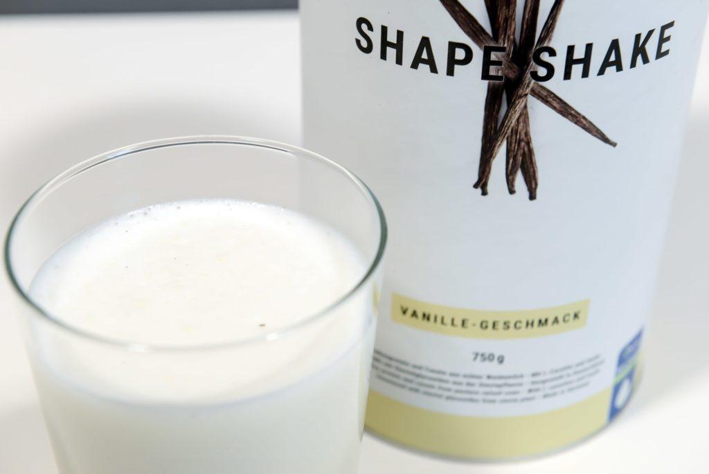 shape shake geschmack
