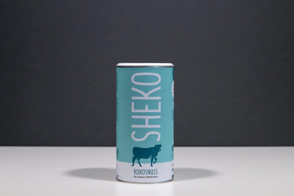 Sheko Shake Kokosnuss