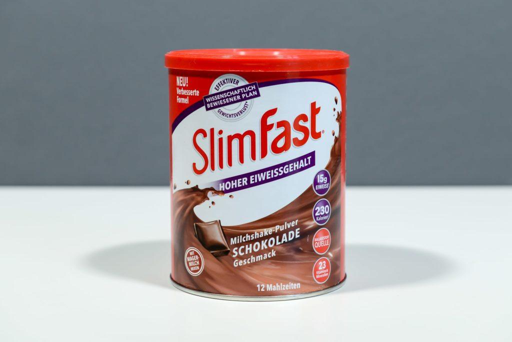 slimfast pulver Schokolade
